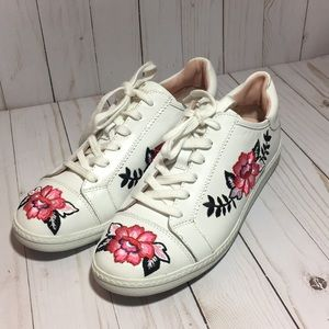 Kate Spade New York Everhart embroidered sneakers